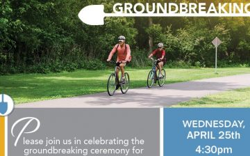 Trail Groundbreaking