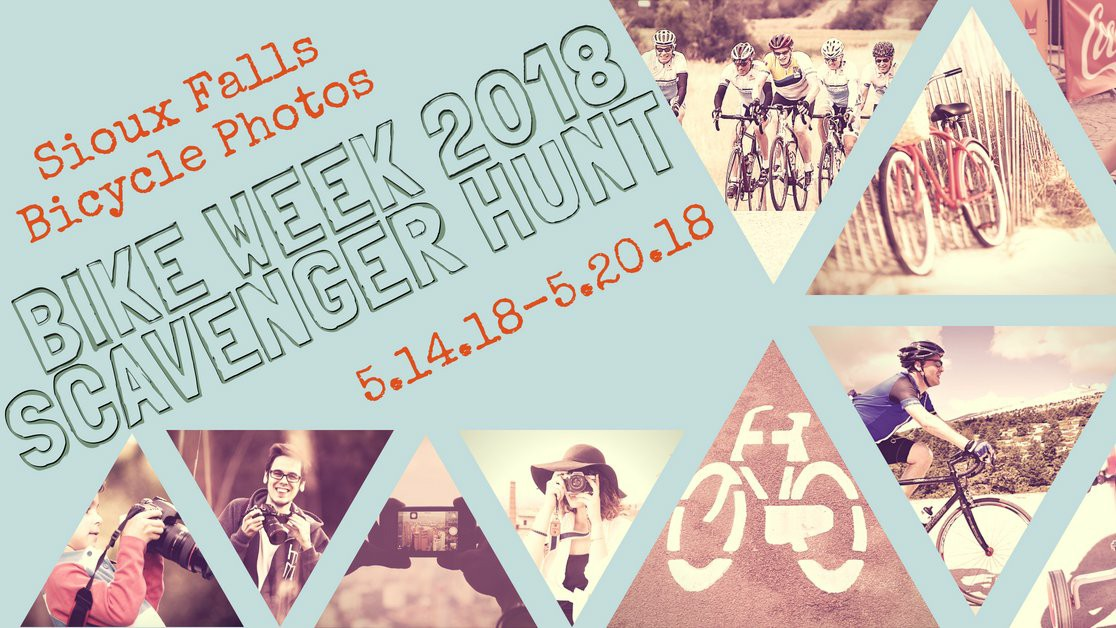 Bike Week Scavenger Hunt