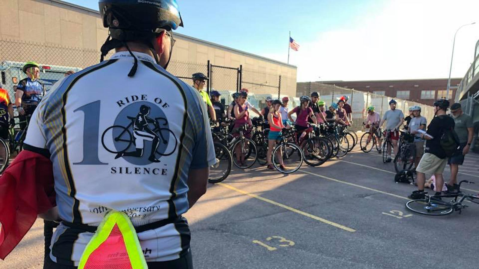Ride of Silence 2018