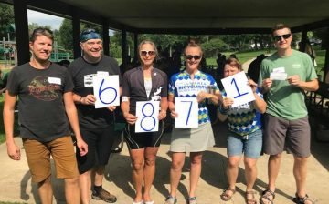 Nearly $7,000 for Trails Announced at SummerFest