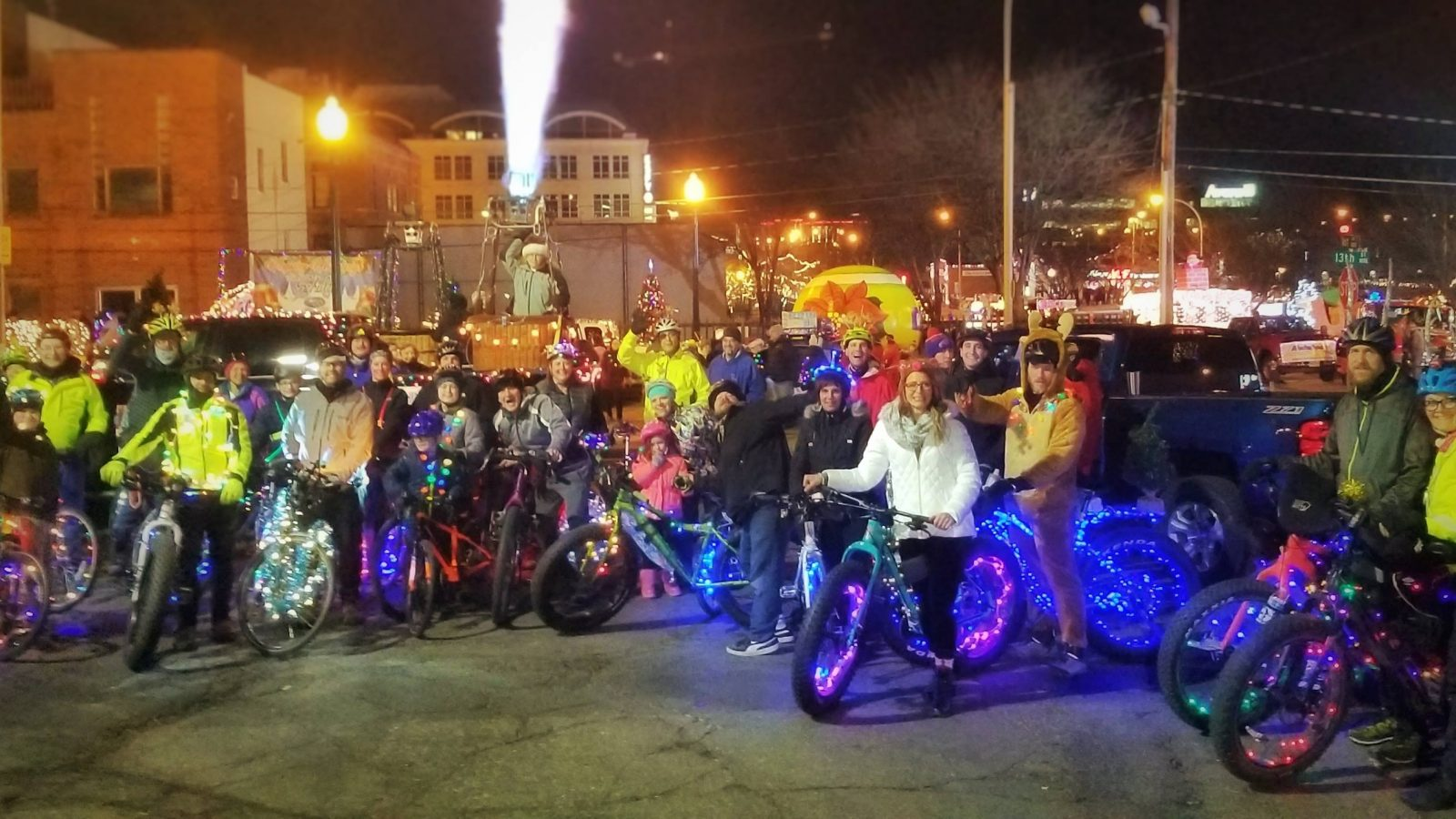 2018 Sioux Falls Bicycling in Review