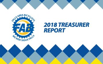 2018 Treasurer Report