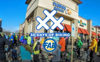 30 Days of Biking Kick-off